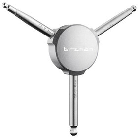 Birzman Y-Grip Allen Key 4/5/6mm, silver